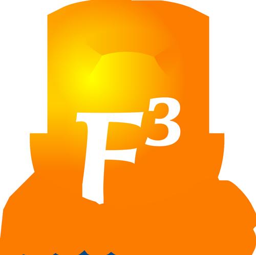 F3 Fitness Retina Logo